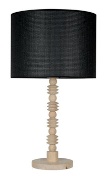 Abacus Table Lamp Pair