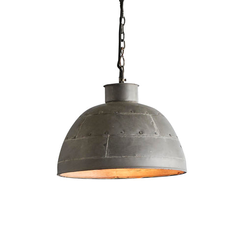 Steedman Small Pendant Grey