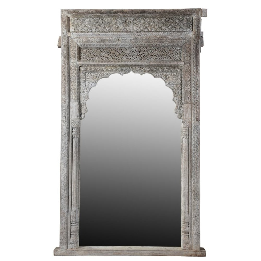 Palace Gate Floor Mirror