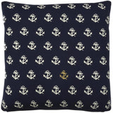 Yacht Club Knit Cushion Anchors