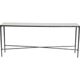 Preston Console Black Large