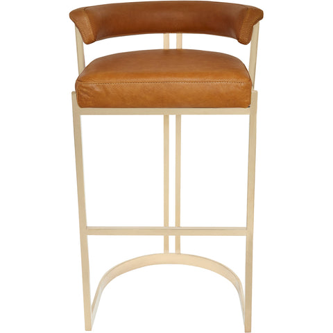 Bradley Bar Stool Honey