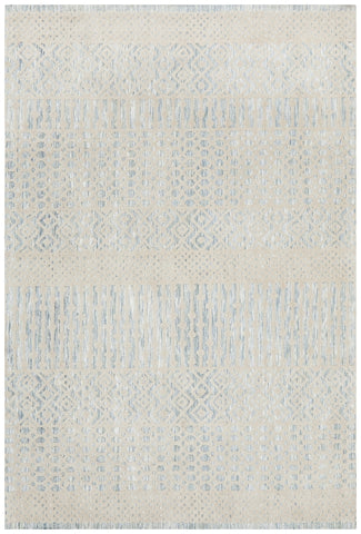 Harstad Rug Blue Green