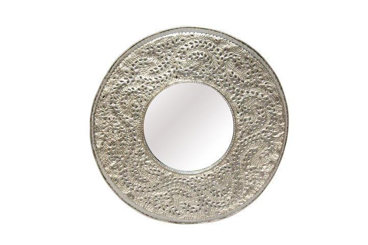 Tajan Pressed Metal Mirror Nickel