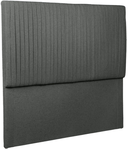 Audrey Headboard Queen Grey