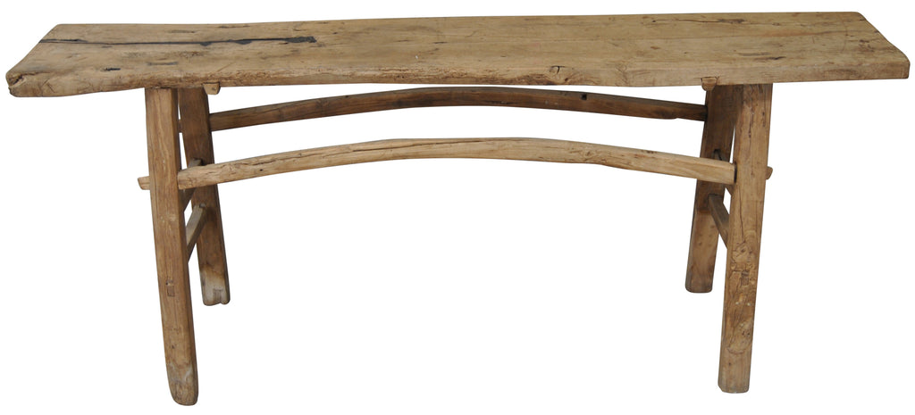 Rustic Chinese Console Table