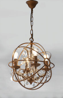 Sundance Chandelier Small