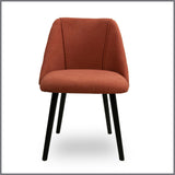 Gabby Dining Chair Terracotta
