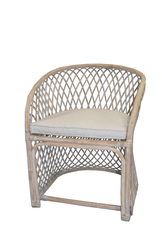 Spring Hill Occasional Chair Whitewash