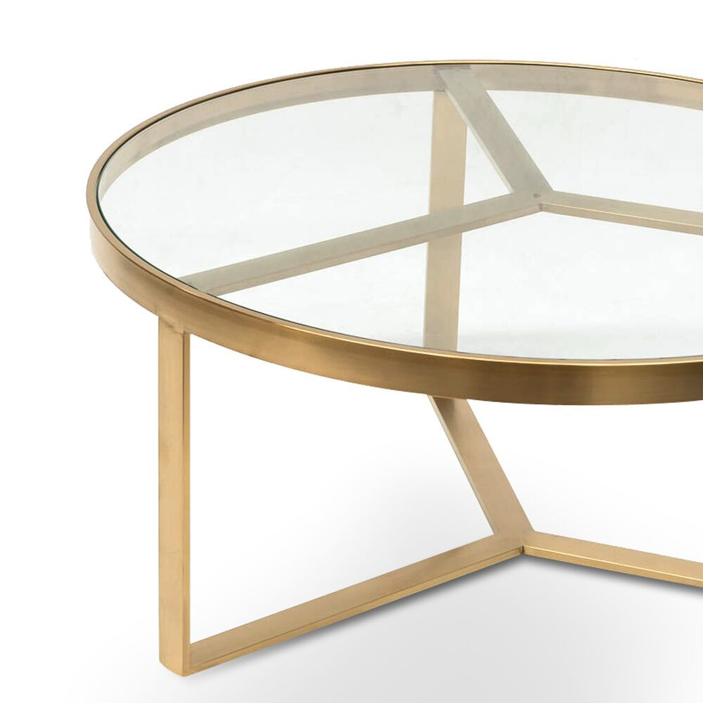 Zak Coffee Table