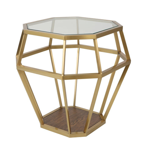 Pearce Octagonal Side Table