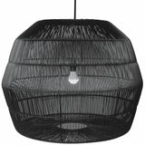 Mandali Pendant Light Black
