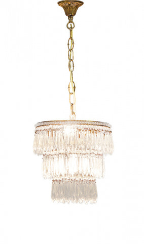 Ariana Long Chandelier