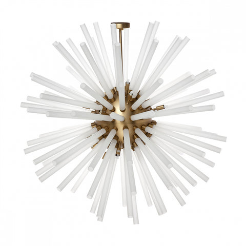 Isle of Pines Pendant Medium White