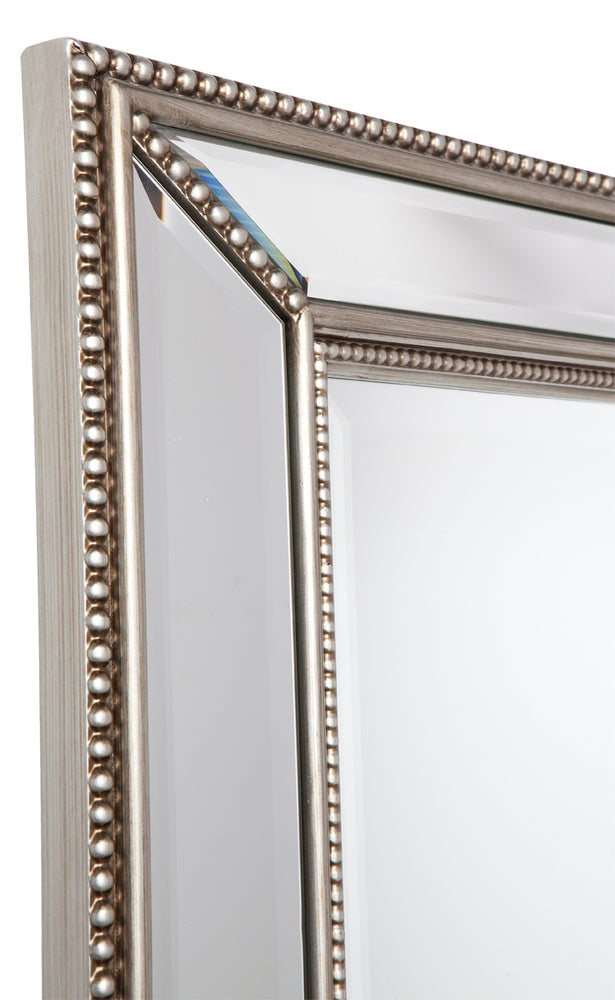 Hamlet Wall Mirror Antique Silver