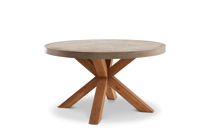 Baker Outdoor Dining Table Round