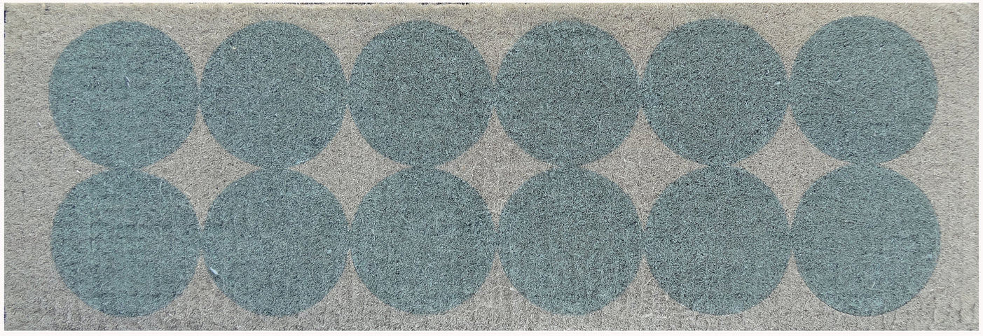 Long Circle French Doormat