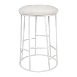 Pasadena Counter Stool White