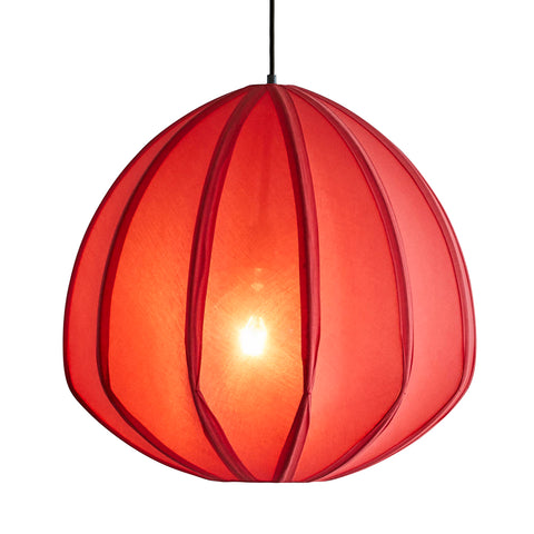Giang Pendant Deep Red Large