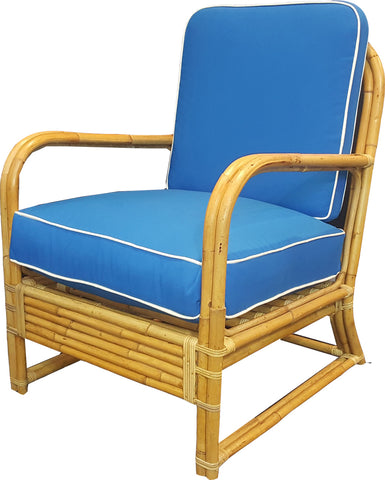 Allicante Chair Blue