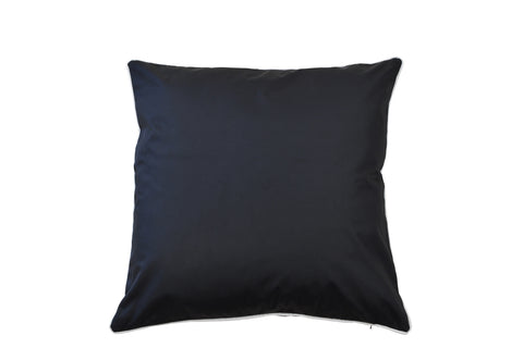 Martigues Indoor/Outdoor Cushion Black