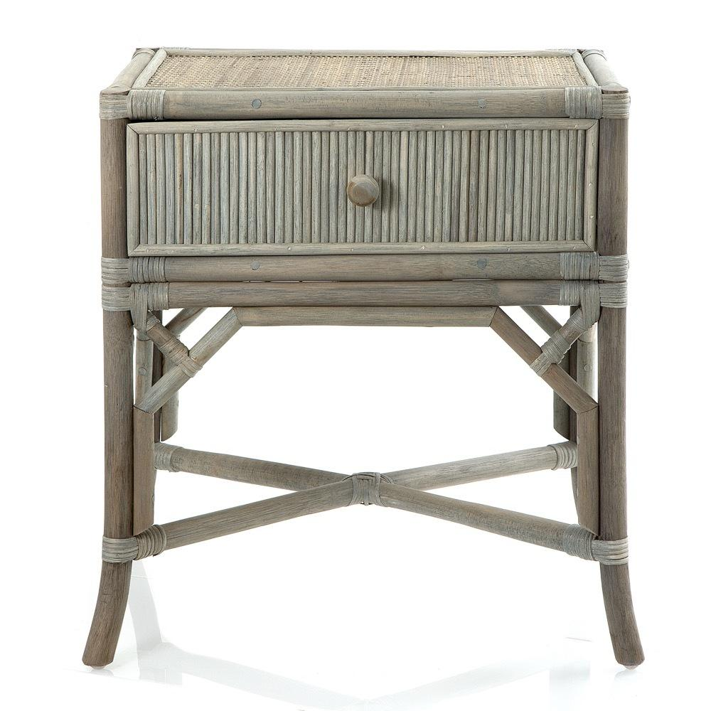 Portofino Side Table Grey