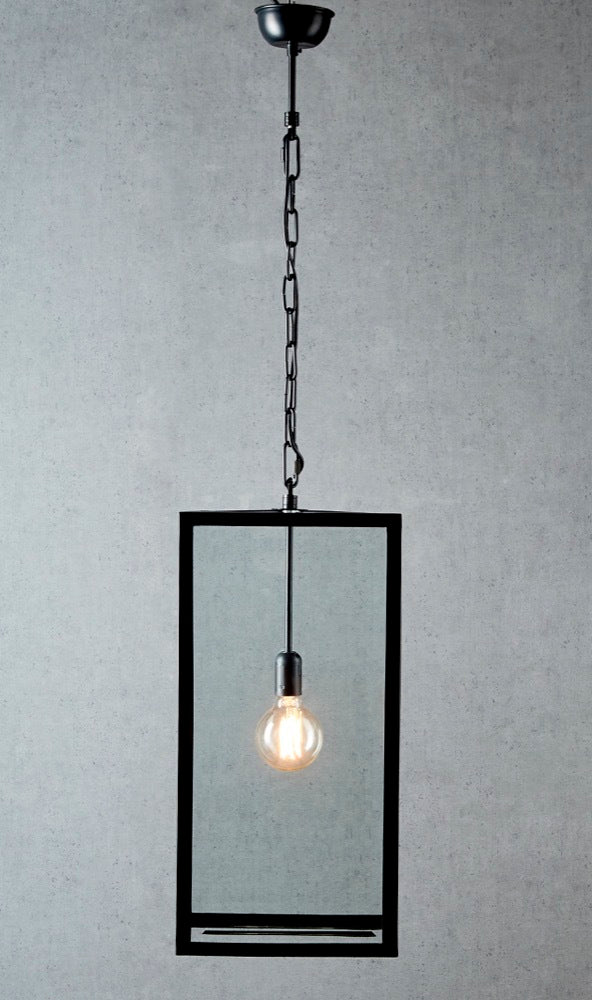 Archie Rose Hanging Lamp Large