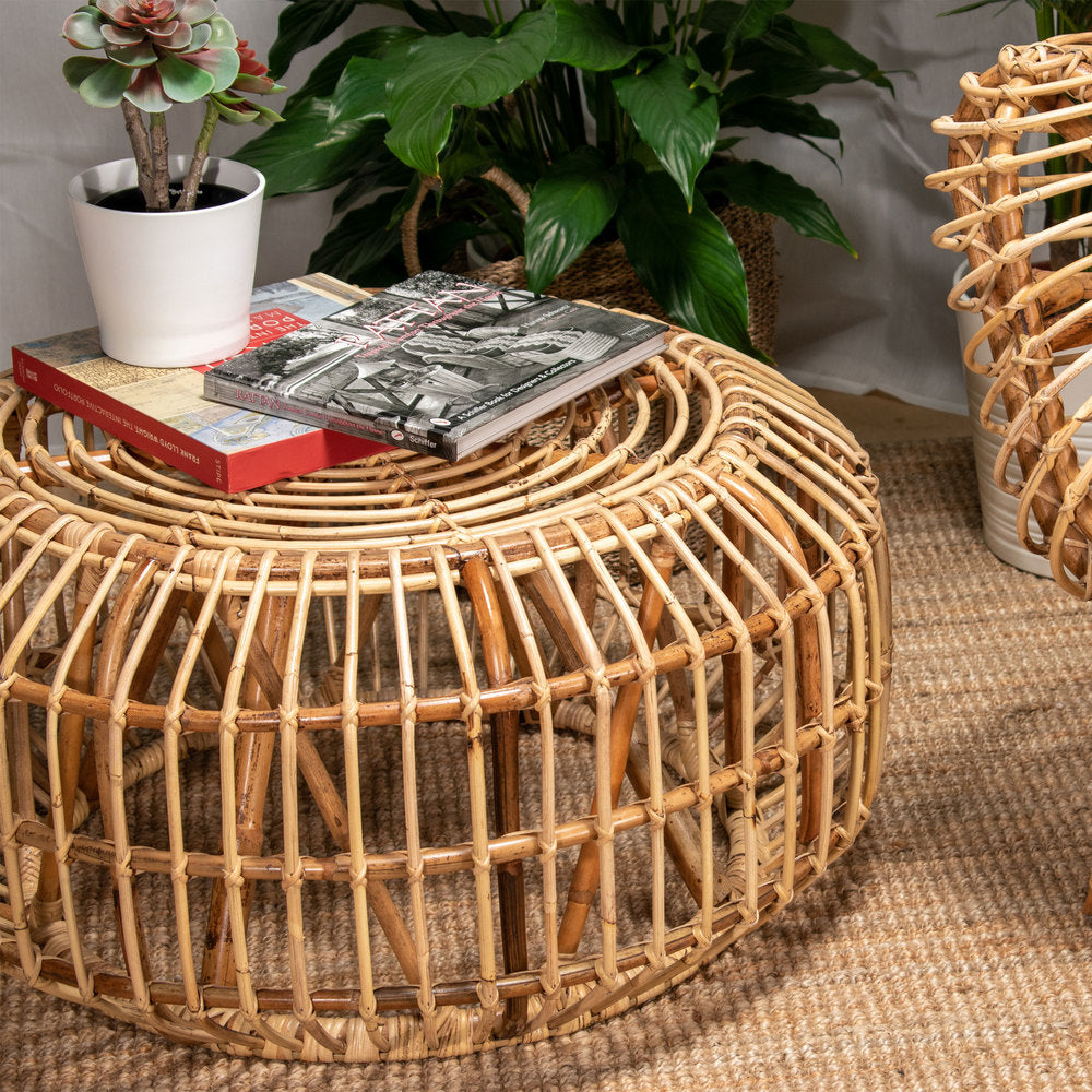 Dominica Coffee Table Natural