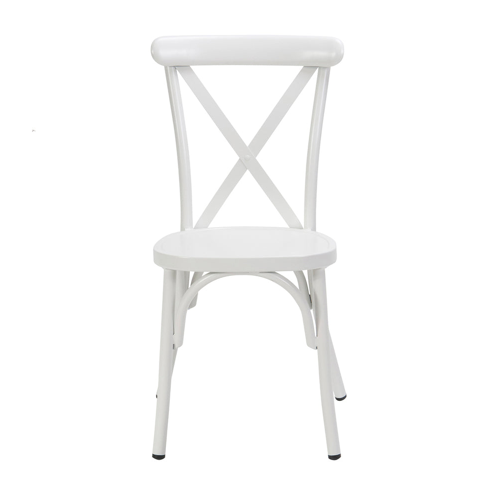 Ruelle Indoor/Outdoor Chair Matt White