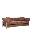 Santa Monica Chesterfield 3 Seater Sofa