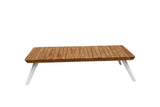 Esperance Outdoor Coffee Table White