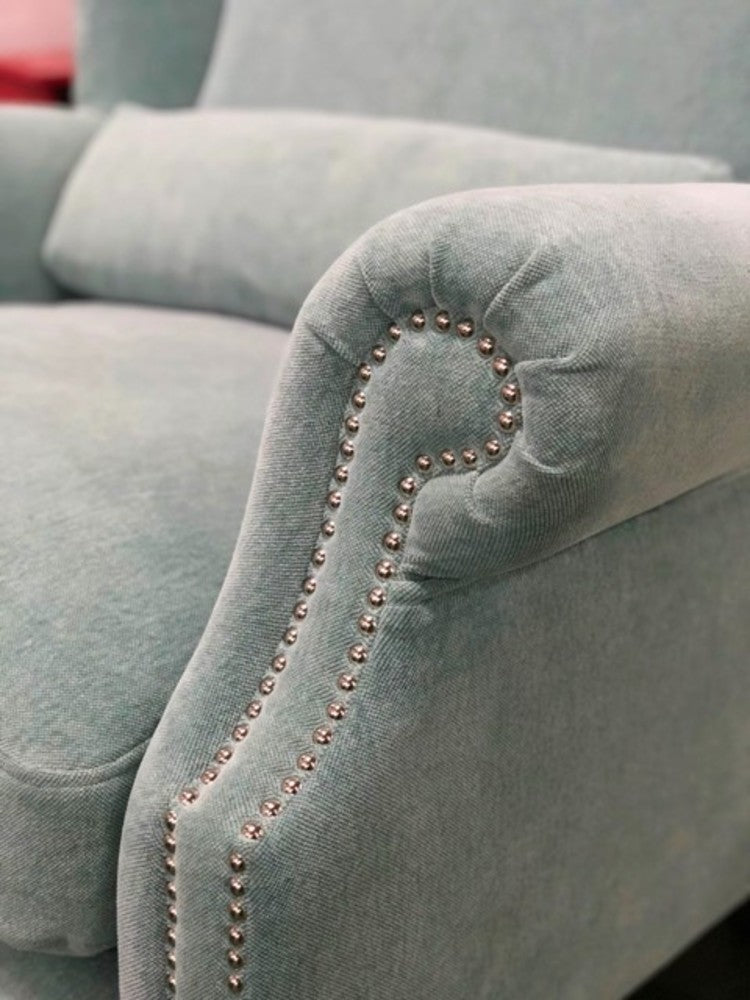 Celeste II Love Chair Seafoam