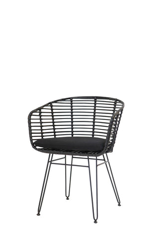 Alvaro Chair Black
