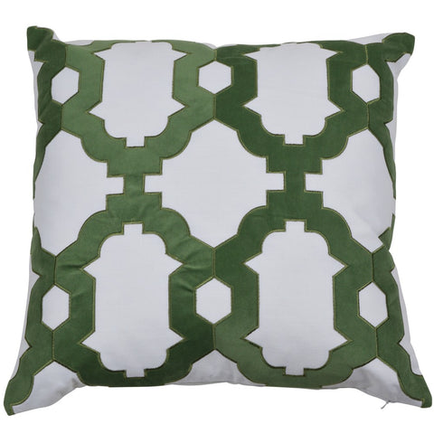 Mermaid Green Cushion