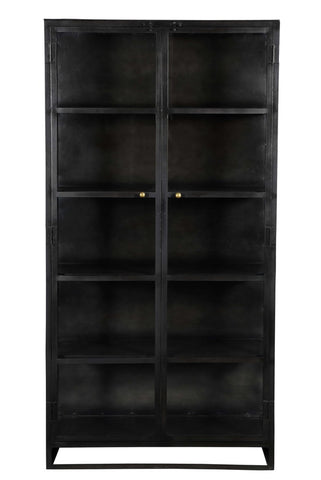 Fairbank Iron Cabinet
