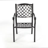 Mulberry Aluminium Chair