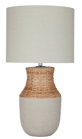 Lindsay Table Lamps Pair