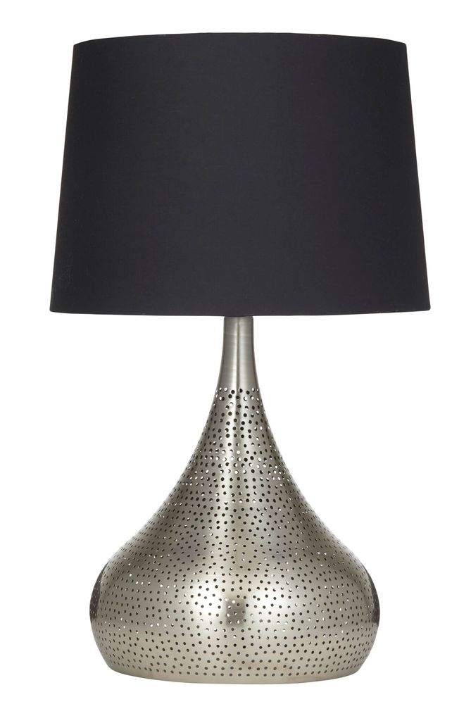 Azizah Table Lamp with Shade Pair