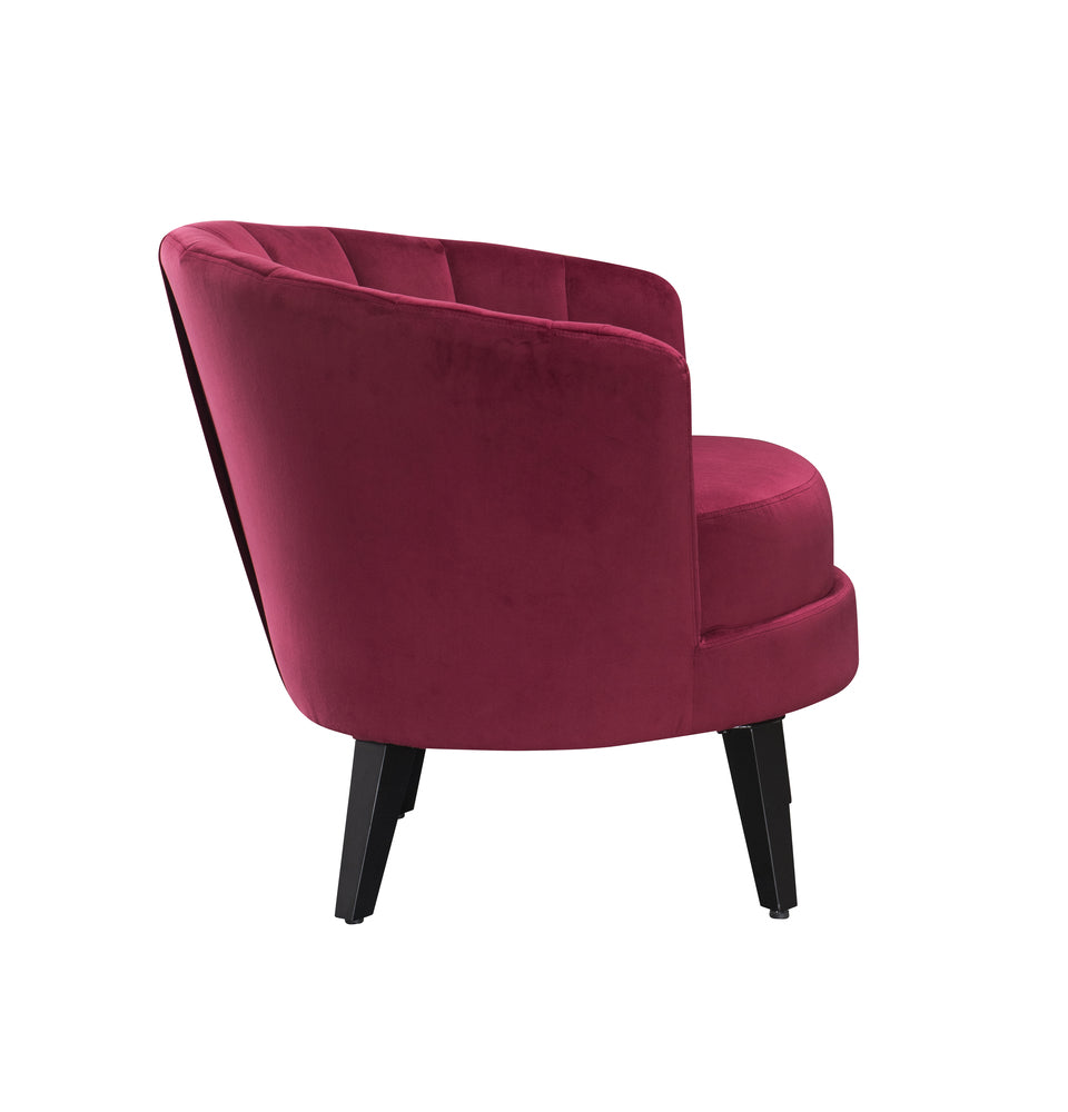Pablo Chair Maroon