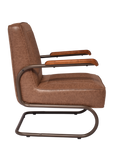 Abraham Armchair Vintage Brown