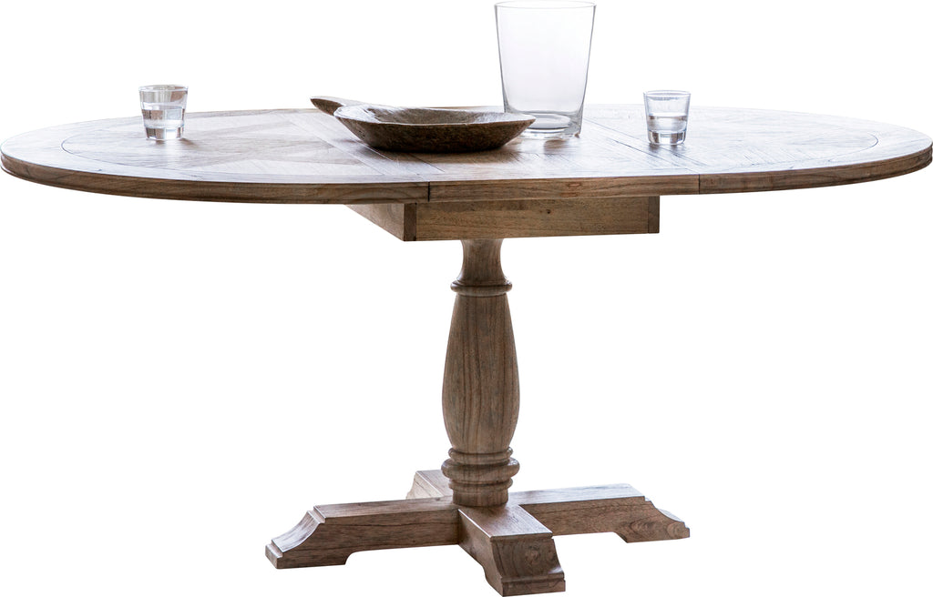 Surrey Round Extension Dining Table
