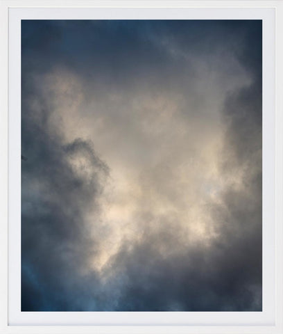 Clouds VI Framed Photographic Print