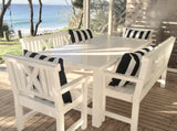 Beach Outdoor Dining Table