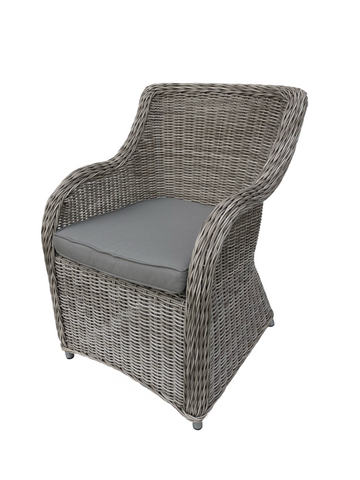 Murray Synthetic Wicker Arm Chair