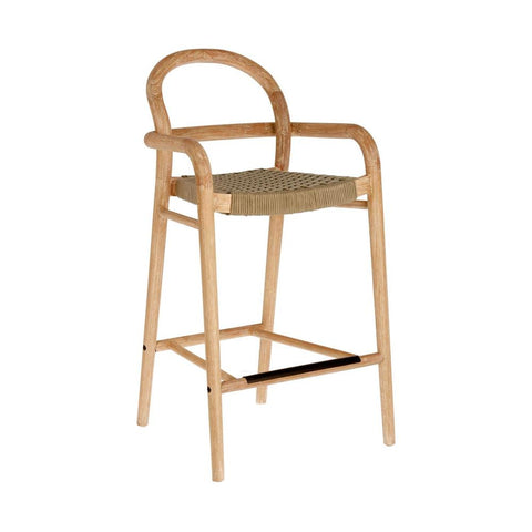 Asuka Counter Stool Beige