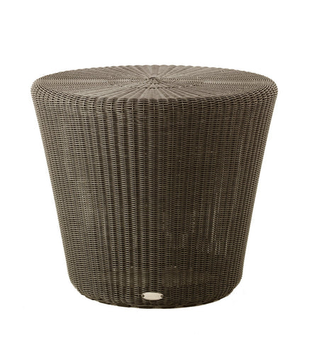 Kingston Outdoor Side Table/Stool Mocca