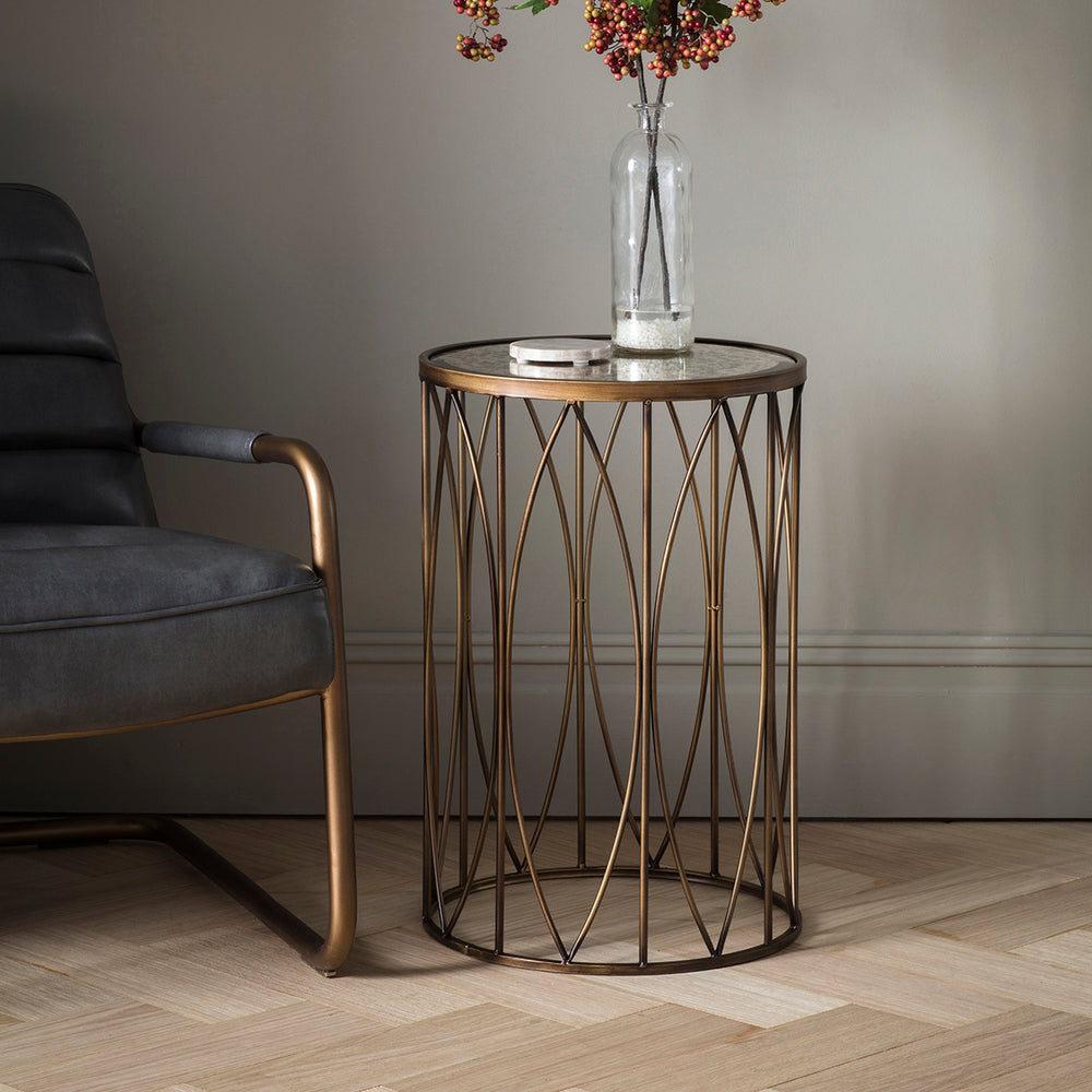 Hyfield Side Table
