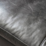 Dexter Sofa Black Leather