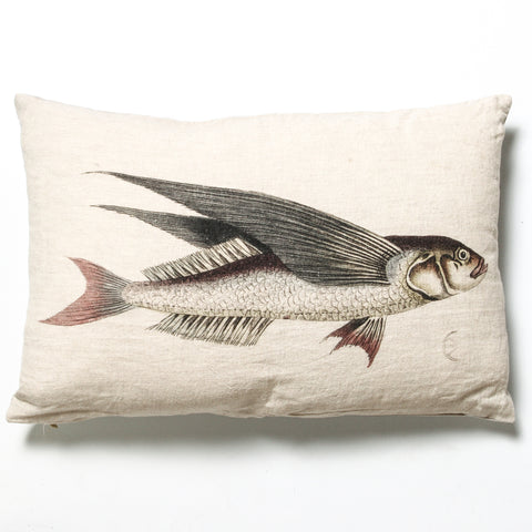 Atlantic Linen Cushion