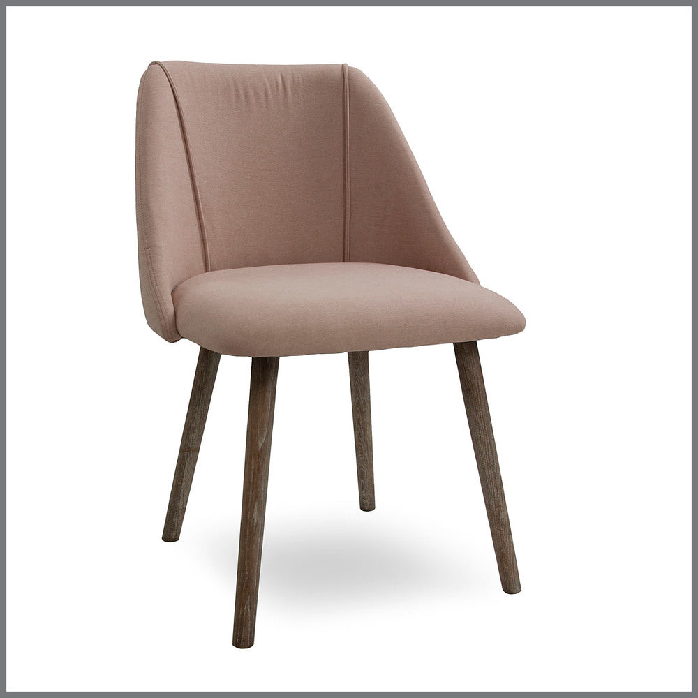 Gabby Dining Chair Rose